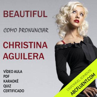 Group logo of Beautiful – Christina Aguilera